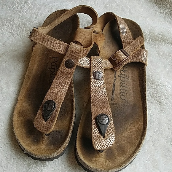 839e3202741 Birkenstock Shoes - Papillio by Birkenstock Ashley Wedge Sandals